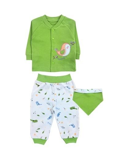 By Leyal For Kids Set Yeşil